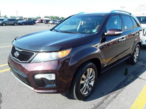 2011 Kia Sorento for sale at DARS AUTO LLC in Schenectady NY