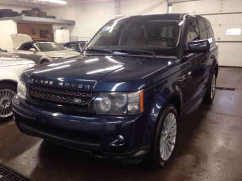 2013 Land Rover Range Rover Sport for sale at MR Auto Sales Inc. in Eastlake OH