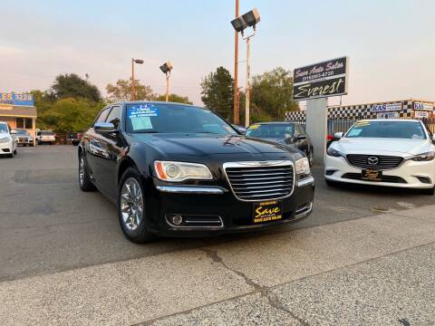 2014 Chrysler 300 for sale at Save Auto Sales in Sacramento CA