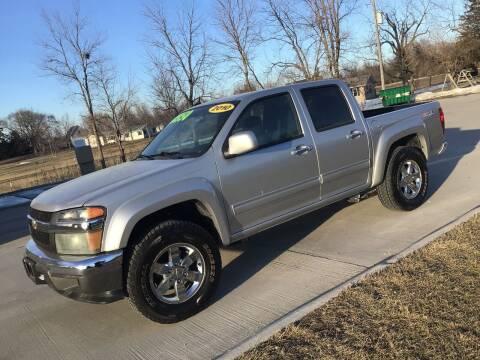 2010 Chevrolet Colorado for sale at Bam Motors in Dallas Center IA