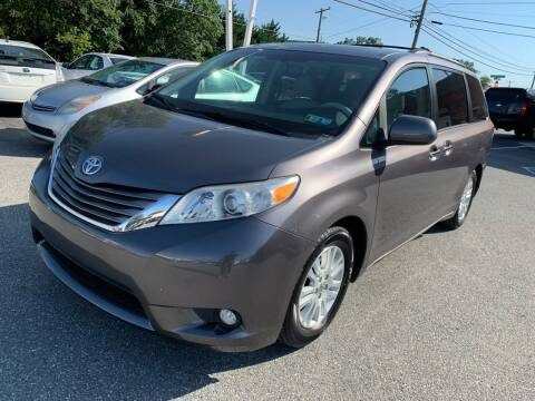 2011 Toyota Sienna for sale at Sam's Auto in Akron PA