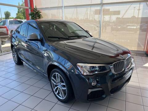 2017 BMW X4 for sale at Auto Solutions in Warr Acres OK