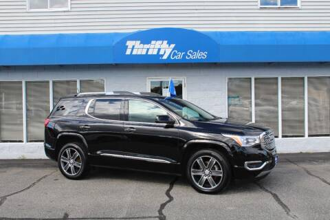 2018 GMC Acadia for sale at Thrifty Car Sales Westfield in Westfield MA
