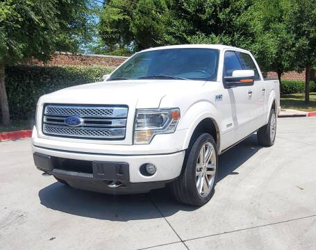 2013 Ford F-150 for sale at International Auto Sales in Garland TX