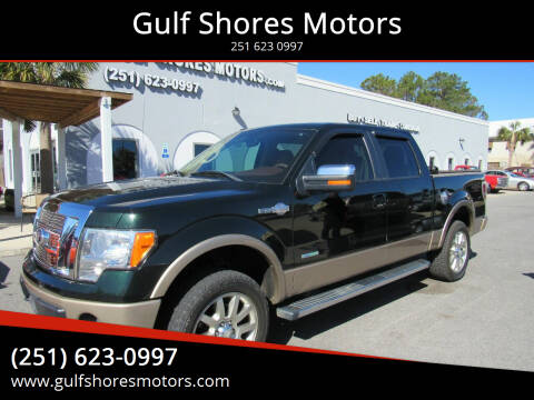 2012 Ford F-150 for sale at Gulf Shores Motors in Gulf Shores AL