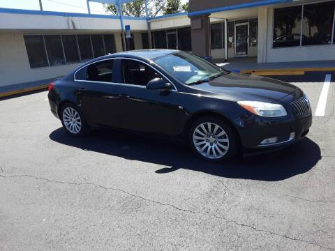 2011 Buick Regal for sale at 2020 AUTO LLC in Clearwater FL