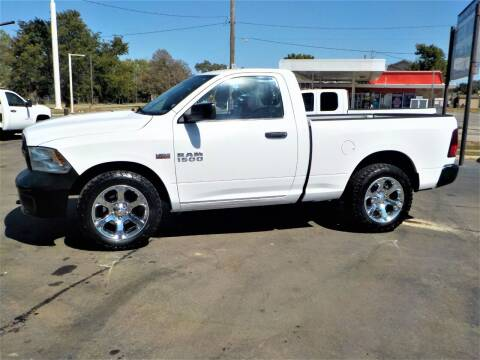2014 RAM Ram Pickup 1500 for sale at Steffes Motors in Council Bluffs IA