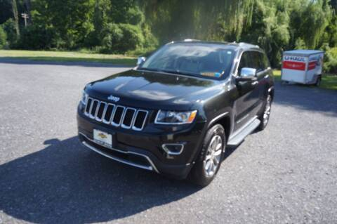 2014 Jeep Grand Cherokee for sale at Autos By Joseph Inc in Highland NY