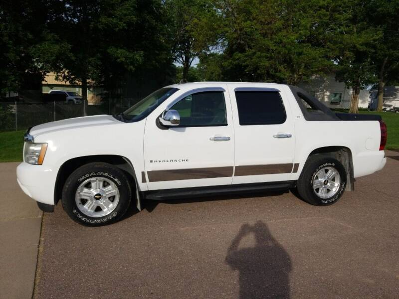 2008 Chevrolet Avalanche for sale at RLS Enterprises in Sioux Falls SD