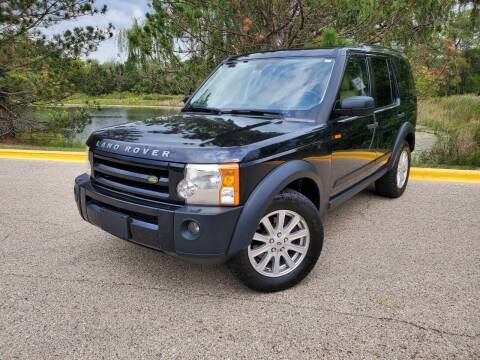 2007 Land Rover LR3 for sale at Excalibur Auto Sales in Palatine IL