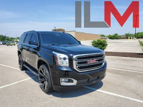 2015 GMC Yukon for sale at INDY LUXURY MOTORSPORTS in Fishers IN