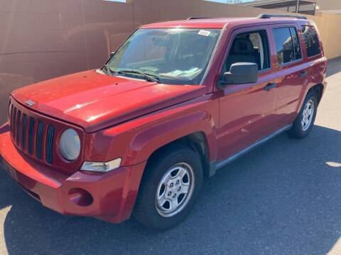 2007 Jeep Patriot for sale at Blue Line Auto Group in Portland OR