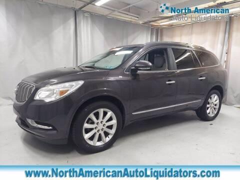 2017 Buick Enclave for sale at North American Auto Liquidators in Essington PA
