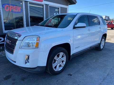 2013 GMC Terrain for sale at Martins Auto Sales in Shelbyville KY