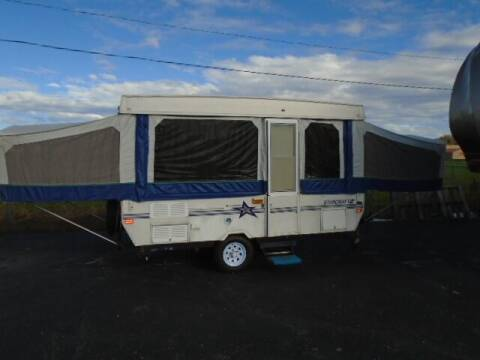 1998 Starcraft 1224 for sale at Lee RV Center in Monticello KY