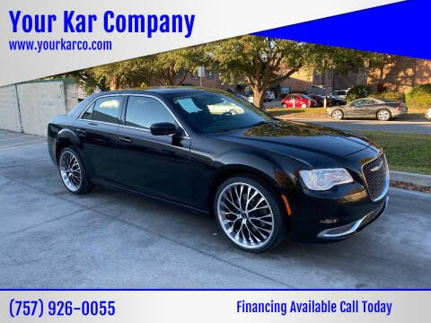 2018 Chrysler 300 for sale at Your Kar Company in Norfolk VA