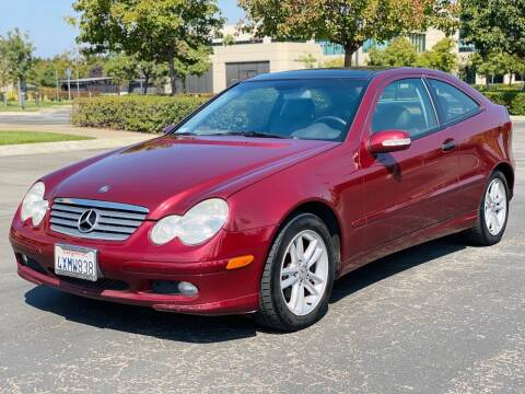 2002 Mercedes-Benz C-Class for sale at Silmi Auto Sales in Newark CA