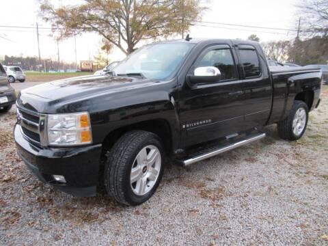 2008 Chevrolet Silverado 1500 for sale at Dallas Auto Mart in Dallas GA