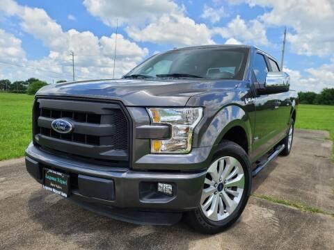 2016 Ford F-150 for sale at Laguna Niguel in Rosenberg TX