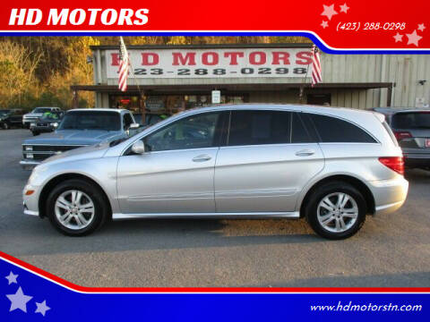 2008 Mercedes-Benz R-Class for sale at HD MOTORS in Kingsport TN
