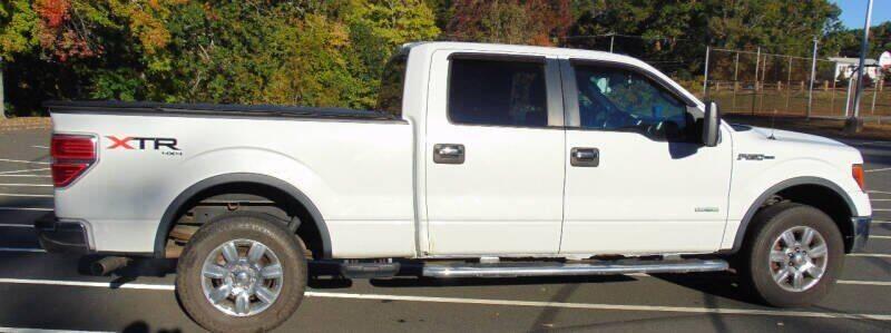 2012 Ford F-150 4x4 XLT 4dr SuperCrew Styleside 6.5 ft. SB - Waterbury CT