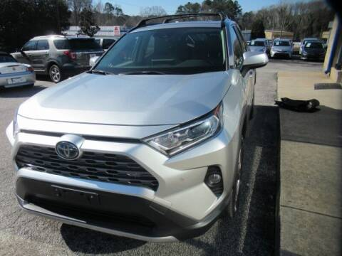 2019 Toyota RAV4 Hybrid for sale at 1st Choice Autos in Smyrna GA