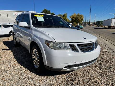 2008 Saab 9-7X for sale at AP Auto Brokers in Longmont CO