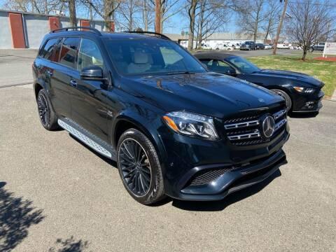 2018 Mercedes-Benz GLS for sale at International Motor Group LLC in Hasbrouck Heights NJ