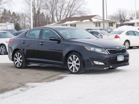 2012 Kia Optima for sale at Park Place Motor Cars in Rochester MN