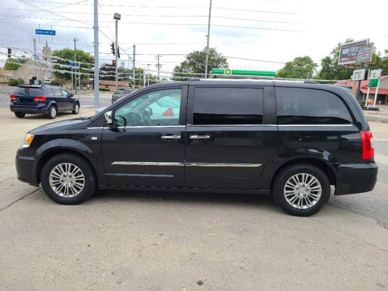 2014 Chrysler Town and Country for sale at Bob Boruff Auto Sales in Kokomo IN