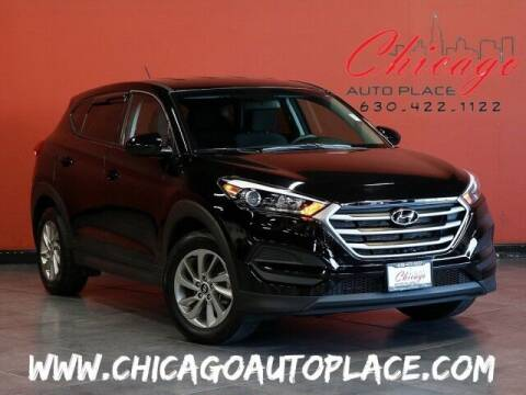 2018 Hyundai Tucson for sale at Chicago Auto Place in Bensenville IL