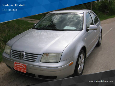 2003 Volkswagen Jetta for sale at Durham Hill Auto in Muskego WI
