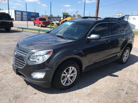 2017 Chevrolet Equinox for sale at Superior Used Cars LLC in Claremore OK