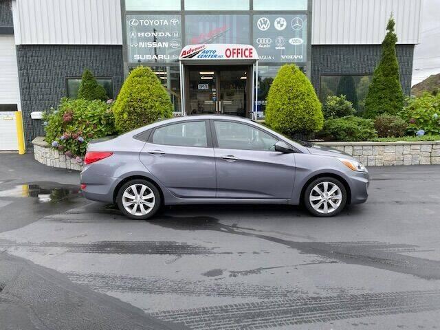 2014 Hyundai Accent for sale at Advance Auto Center in Rockland MA