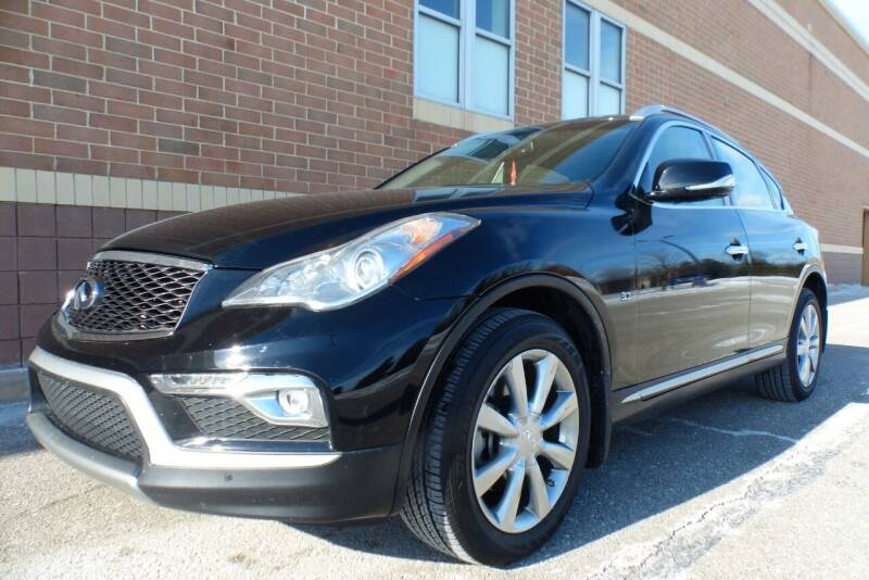 2017 Infiniti QX50 for sale at Macomb Automotive Group in New Haven MI