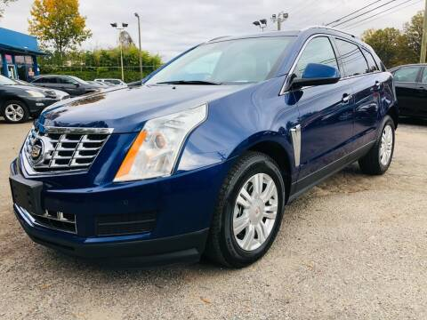 2013 Cadillac SRX for sale at Capital Motors in Raleigh NC