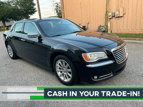 2012 Chrysler 300 for sale at Horizon Auto Sales in Raleigh NC