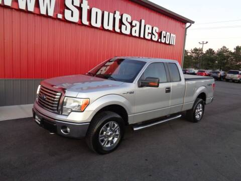 2011 Ford F-150 for sale at Stout Sales in Fairborn OH