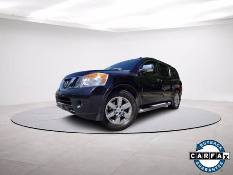 2014 Nissan Armada for sale at Carma Auto Group in Duluth GA