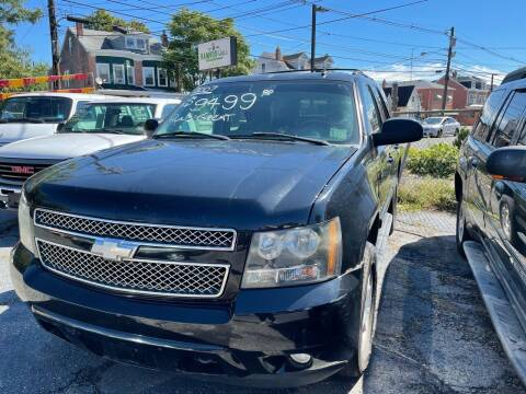2007 Chevrolet Tahoe for sale at Chambers Auto Sales LLC in Trenton NJ