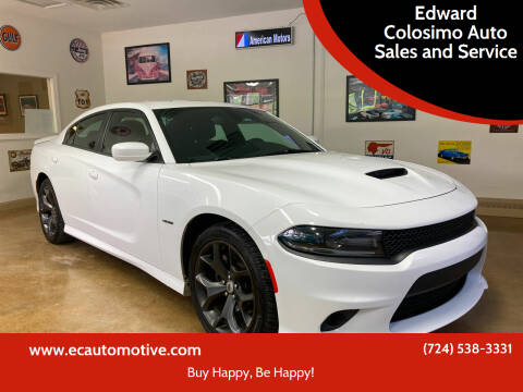 2019 Dodge Charger for sale at Edward Colosimo Auto Sales and Service in Evans City PA