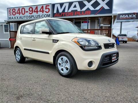 2013 Kia Soul for sale at Maxx Autos Plus in Puyallup WA