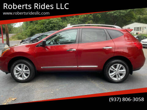 2015 Nissan Rogue Select for sale at Roberts Rides LLC in Franklin OH