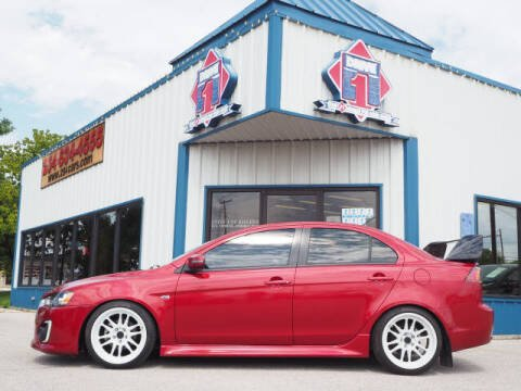 2017 Mitsubishi Lancer for sale at DRIVE 1 OF KILLEEN in Killeen TX