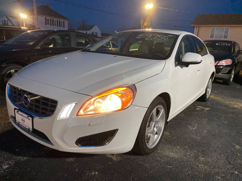 2013 Volvo S60 for sale at Volare Motors in Cranston RI