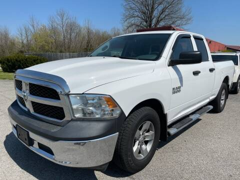 2014 RAM Ram Pickup 1500 for sale at Best Buy Auto Sales in Murphysboro IL