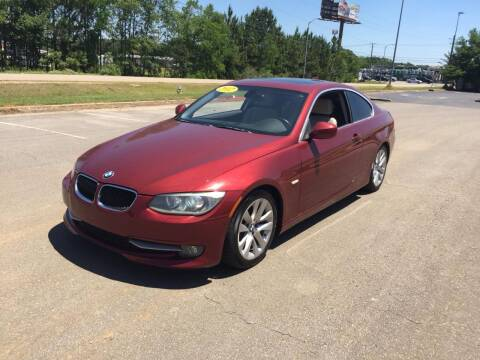 2012 BMW 3 Series for sale at Access Motors Co in Mobile AL