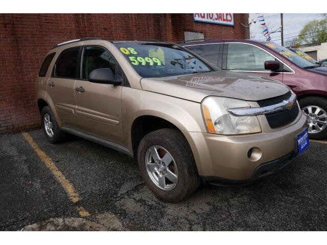 2008 Chevrolet Equinox for sale at MICHAEL ANTHONY AUTO SALES in Plainfield NJ