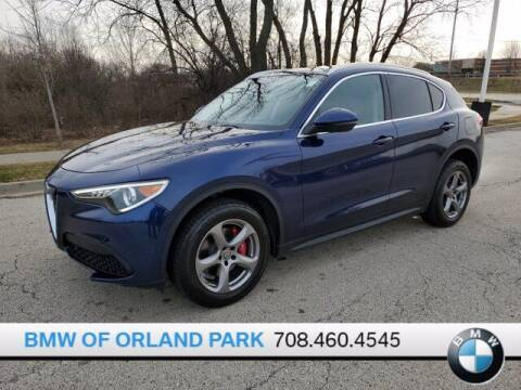 2018 Alfa Romeo Stelvio for sale at BMW OF ORLAND PARK in Orland Park IL