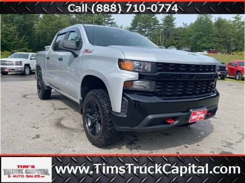 2019 Chevrolet Silverado 1500 for sale at TTC AUTO OUTLET/TIM'S TRUCK CAPITAL & AUTO SALES INC ANNEX in Epsom NH